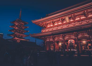 Tokyo Asakusa Senso Ji