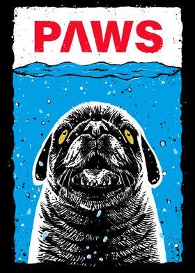 Paws Pug