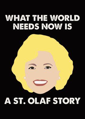 Olaf Story