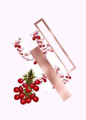 Cherry Polygonal 7