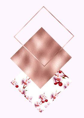 Cherry Polygonal 8