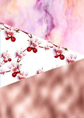 Cherry Polygonal 10