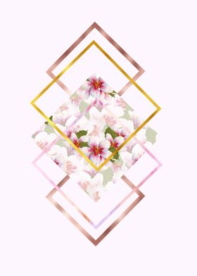 Cherry Polygonal 6