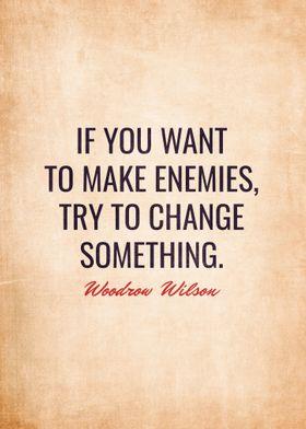 Quotes Woodrow Wilson