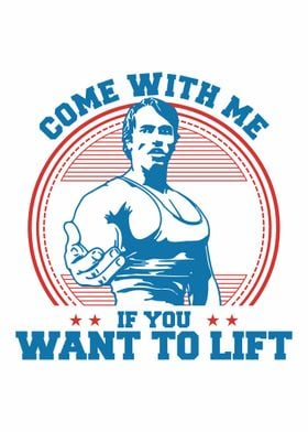 Arnold Come With Me