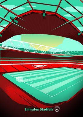 Emirates Stadium Interior