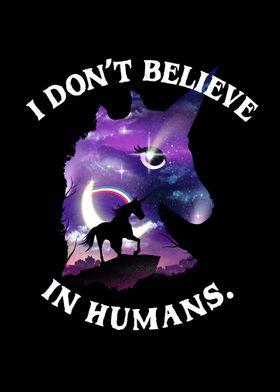 Unicorn Dont Believe