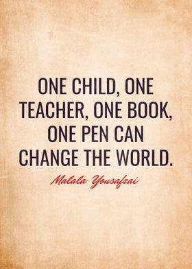 Quotes Malala Yousafzai