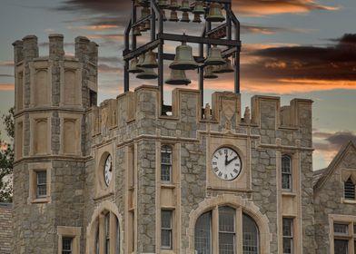 Bells Over Clock