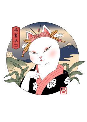 Neko Geisha