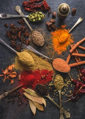 Herbs and Spices 2