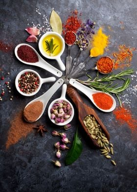 Herbs and Spices 5