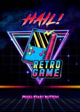 hail retro gamer