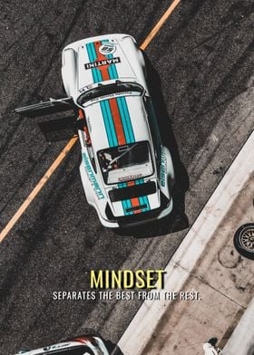 Porsche Mindset