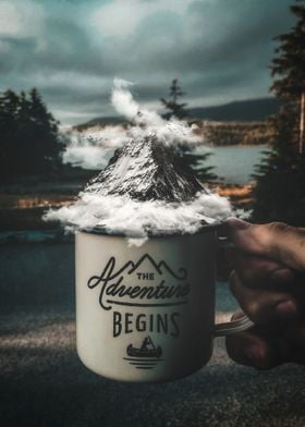 Mountain Cup of Adventures