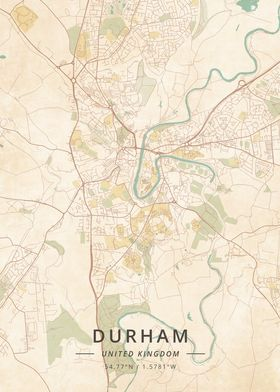 Durham United Kingdom