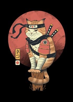 Shinobi Cat