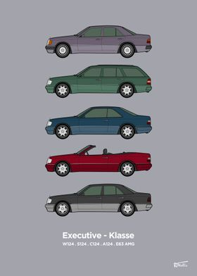 W124 Classic Collection