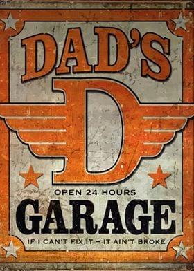 Dad Garage