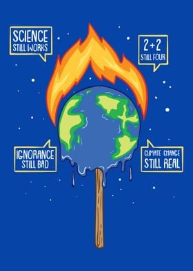 Climate Change Earth Day