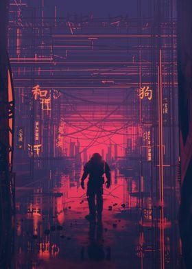 Cyberpunk Underworld
