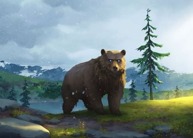 Clan of the Bear