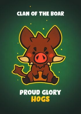 Proud Glory Hogs
