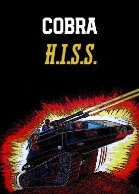 Cobra HISS