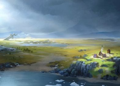 Northgard Main Artwork