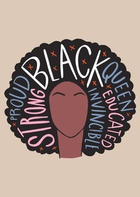 Proud African American