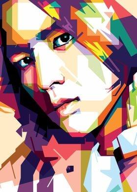 artist korean