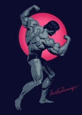 arnold schwarzenegger gym