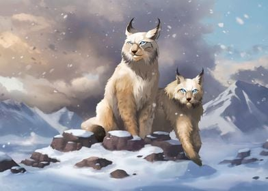 Clan of the Lynx