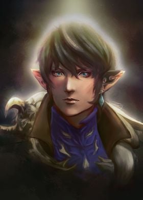 Aymeric The Blue