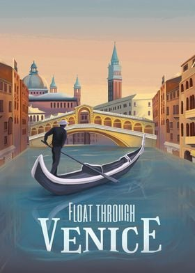 Float Through Venice
