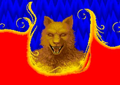 ALTERED BEAST OPENING
