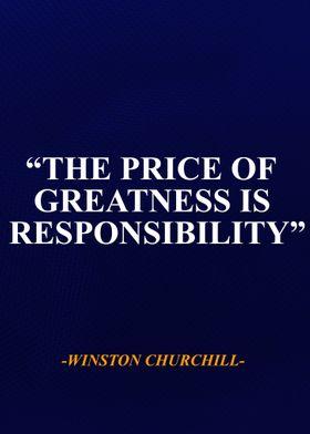Winston Churchill Qoute