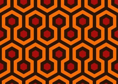 The Shinning Hex Pattern