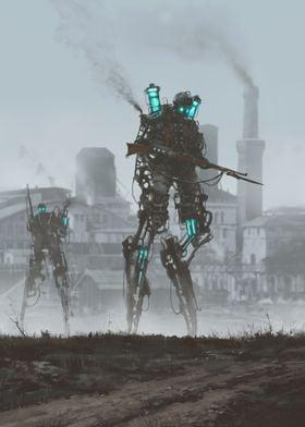 Dark Infantry