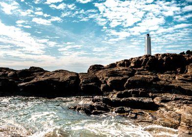Venden lighthouse