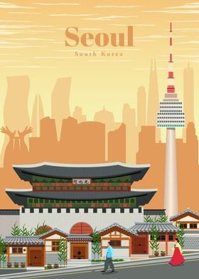 Travel to Seoul