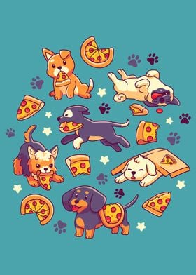 Puppy Dogs Pizza Fast Food