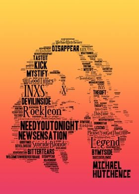 Michael Hutchence INXS