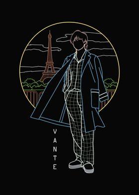Eiffel Vante