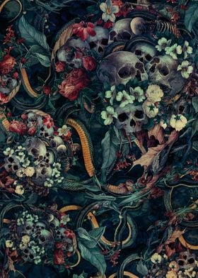 Skulls and Snakes