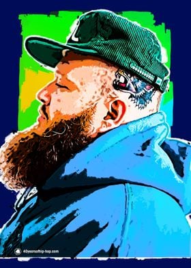 Baby Blue Action Bronson