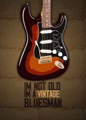 Im a Bluesman