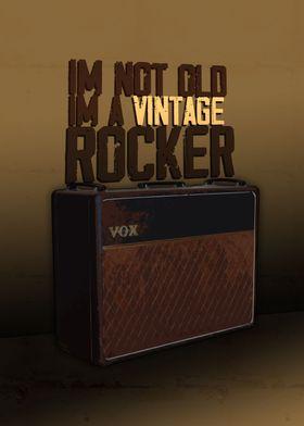 Vintage Rocker