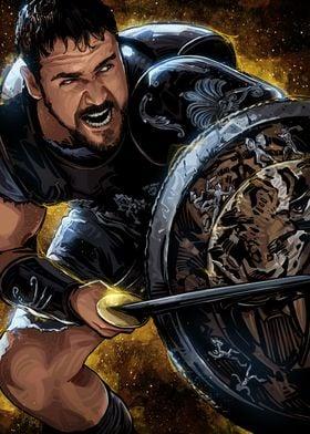 Colosseum Sword Fighter