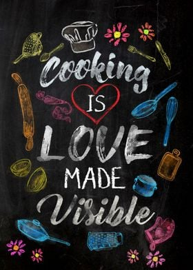 Cooking is love
